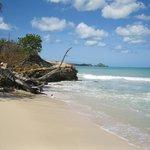 Runaway Beach, Antigua.