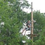 Treetop Adventure Park - Zip Line