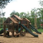 Treetop Adventure Park Playground