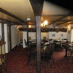 Dinner/pub area