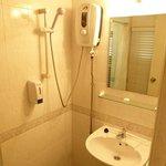 Bathroom - hot water on demand
