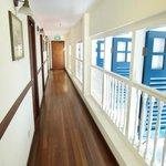 Room corridor