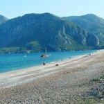 Beach at Ciralli
