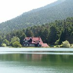 Golcuk artificial lake