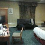 room 224 bedroom