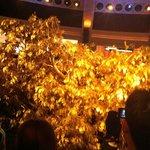 The beautiful golden tree