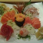 Custom Platter of Sashimi
