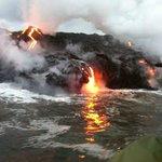 Lava Boat Tour.