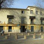 Fachada, es un edificio catalogada de Interés Cultural
