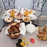 le meilleur petit déjeuner!