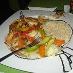 Mayan Shrimp