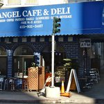 Photo de Angel Cafe