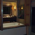Bathroom Big Sur Spa Suite Rm 54