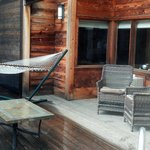 Deck Big Sur Spa Suite Rm 54