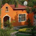 Habitaciones Independientes con acceso al Jardín