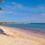 What a beach!