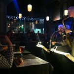 The Blue Wisp Jazz Club