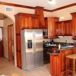 Kitchen of 2BR suite