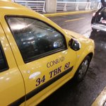 Dishonest Conrad taxi that surcharged me extra en route to IST.