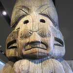 Take a tour to find out which native group made this totem.