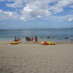 Activities on the beach
