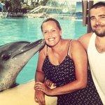 lovely dolphin kisses :-)