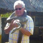 Visit to snake farm