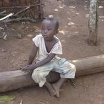 Village child