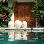 piscine villa 2 chambres bis
