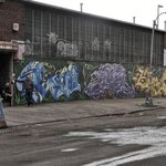 Five Pointz by David Thornell