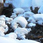 Les roches meringuées