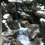 Водопад в Туксе
