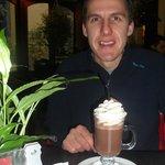 Hot Chocolate to warm up