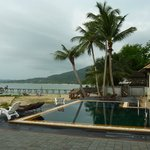 Pool by Lamai Beach