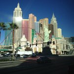 Street View of NYNY from Las Vegas Blvd