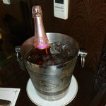 French champagne (romantic package)