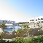 Hilton Nubian Resort - heated pool