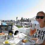 Hilton Nubian Resort - breakfast