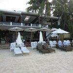 Beach side restaurant/bar