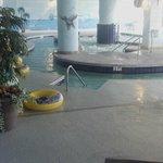 heated indoor lazy river