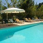 Verwarmd zwembad / Piscine chauffée / Heated swimming pool