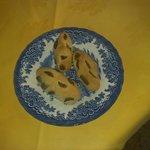 Grissini gluten free con olive