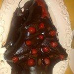 Albero di natale al Cioccolato