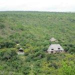 Die Lodge im Busch