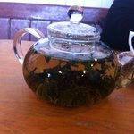 Moroccan mint tea - so cute!