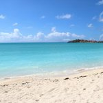 Villas beach