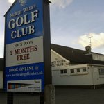 North Wales Golf Club Foto