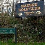 Maesdu Golf Club, Llandudno