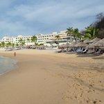 Beach at Dreams Huatulco