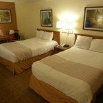Room 245, beds